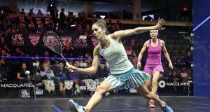 Joelle King topples Alison Waters in US Open