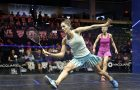 Nour El Sherbini meets Joelle King in Weymuller final