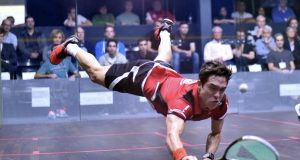 Rodriguez and Ghosal upset seedings at Channel VAS Championships