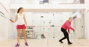 Dunlop in record junior deal with England Squash
