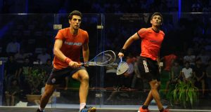 Saurav Ghosal meets Nic Mueller in Mumbai final