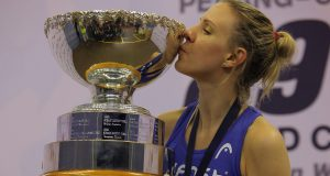 Laura Massaro: The Warrior hits the screens