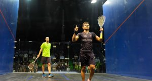 Home hero Ghosal masters Müller in Mumbai