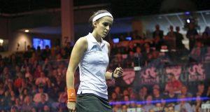 El Tayeb Returns to Top 10 in Women's November Rankings