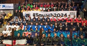 World Team Squash Champs highlight of Marseille's year as European Capital of Sport