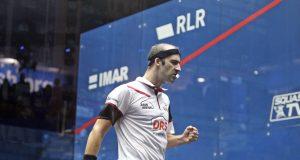 Huge win as Simon Rösner beats world champion Karim Abdel Gawad in Qatar