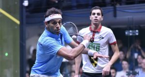 ElShorbagy overtakes Farag to top PSA Men's World Series standings