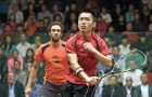 Au, that hurts as Ramy Ashour crashes out in Hong Kong