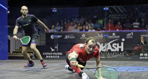 Egyptians dominate to make history at Hong Kong Open