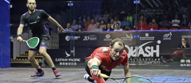 Egyptians dominate to make history at Hong Kong Open