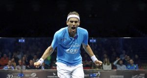 Mohamed ElShorbagy back to world number two