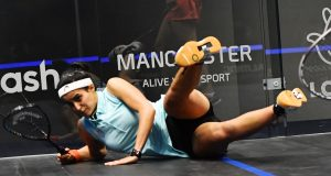 Nour El Tayeb fights back to beat Camille Serme in Saudi Masters