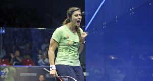 Twenty months on top for Nour El Sherbini