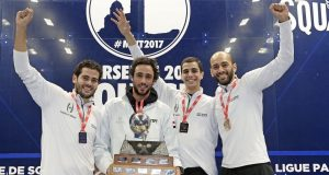 Egypt beat England to win World Team title