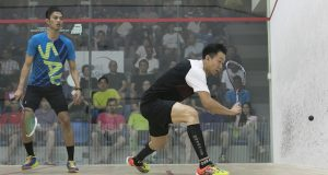 Huang and Tandon to contest Singapore final