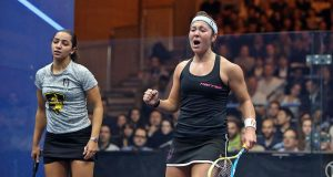 Amanda Sobhy relishes Grand return to action in New York