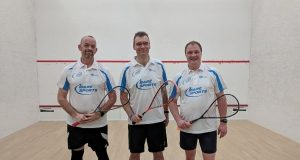 Corby Squash Campaign Gathers Momentum through Historic Team Match