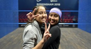 Azman sisters' act steal show in Birmingham
