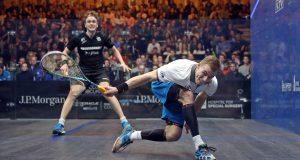 Nick Matthew and James Willstrop seeded to clash at Canary Wharf