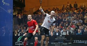 Simon Rösner stuns top seed Gregory Gaultier to reach Tournament of Champions final