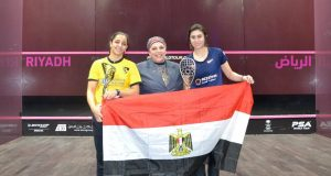 Nour El Sherbini claims historic Saudi Women's Masters crown
