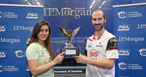 Simon Rösner and Nour El Sherbini win thrilling Tournament of Champions finals in New York
