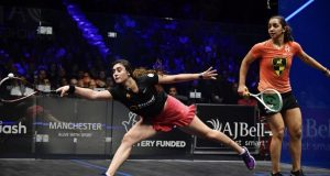 Raneem El Welily closes in on Nour El Sherbini