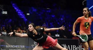 Egyptian rivals Nour El Sherbini and Raneem El Welily face another showdown in Saudi final