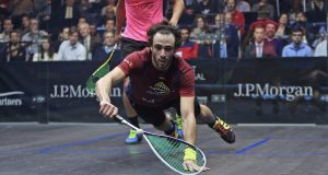 Resurgent Ramy Ashour loves being back at Grand Central