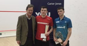 Rooney and Turmel win British U-23 titles at Roehampton