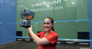 Welsh wonder Tesni Evans wins first Nationals title