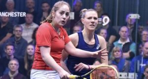 Tesni Evans topples Laura Massaro again as Nick Matthew and James Willstrop set up another classic