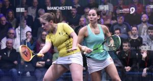 English quartet fall in Chicago qualifying