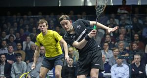 James Willstrop loves the intensity of best-of-three format at Canary Wharf