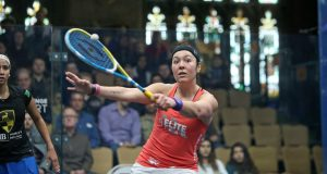 Amanda Sobhy soars back into the world top 20
