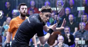 Daryl Selby and James Willstrop top seeds in Wimbledon Club Squash Squared Open