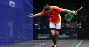 The Artist takes a bow: Ramy Ashour reaches Grasshopper Cup final against Mohamed ElShorbagy