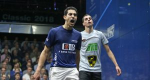 Egyptians Ali Farag and Tarek Momen hit highest rankings