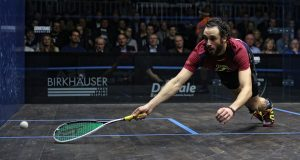With heart rate reaching 199 beats per minute, new data suggests squash could be world's toughest racket sport