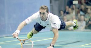 David Palmer, squash's golden wonder boy, finally calls time on an amazing career