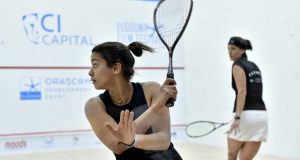 El Gouna qualifying: Zeina Mickawy beats top seed Samantha Cornett