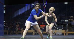 Egypt's Nour El Sherbini and United States star Amanda Sobhy to meet at the Marina
