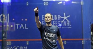 Defending champion Gregory Gaultier meets Ali Farag in El Gouna semi-finals