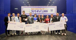 Yip and Gohar win Macau titles