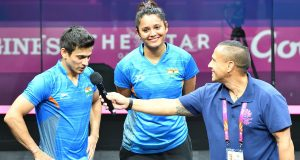 Family affair as Aussies meet India in mixed doubles final
