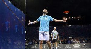 Marwan ElShorbagy Reaches Top Three in Men's May World Rankings