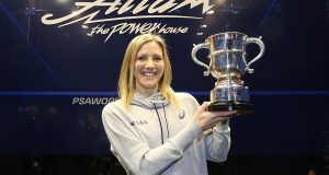 Defending Champion Massaro Hungry for More British Open Glory