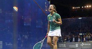 El Welily Cuts Gap on El Sherbini in Women's World Rankings