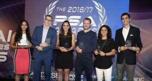 PSA awards to be presented ahead of Dubai World Series Finals