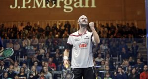 Simon Rösner relishes return to Dubai for PSA World Series Finals